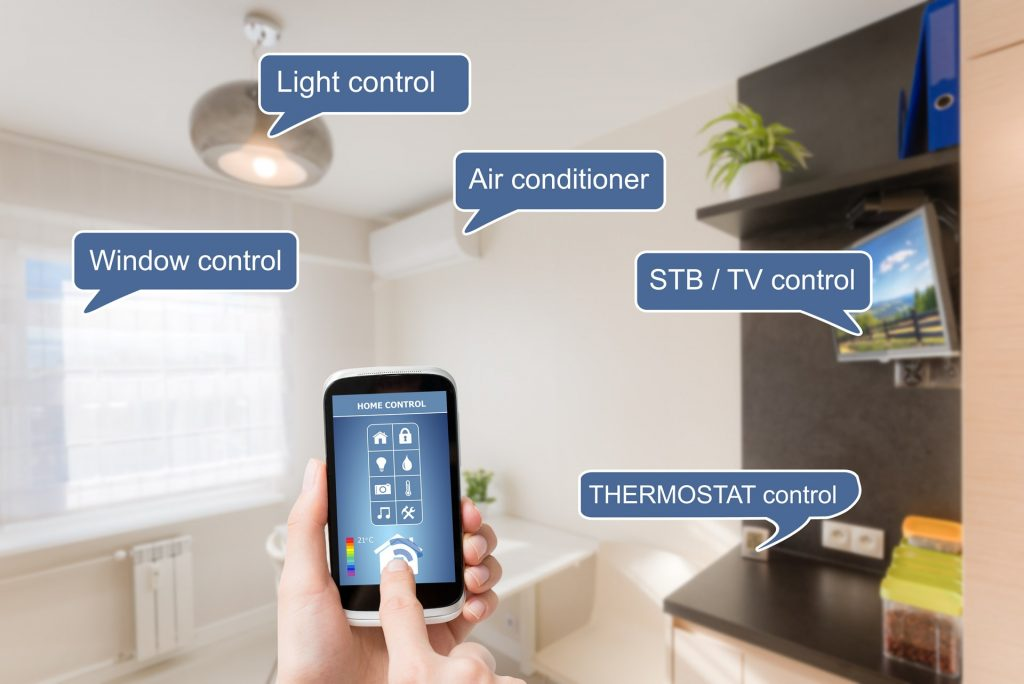 All in one Smart Remote Control