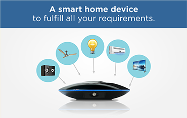 Smart Home Automation Control Device - AIFA India Smart